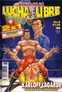 Ídolos de la Lucha Libre 6