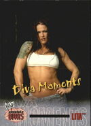 2002 WWE Absolute Divas (Fleer) Lita 76