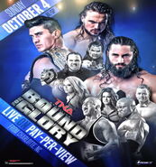 TNA Bound For Glory XI Poster