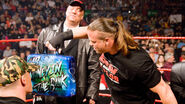 Rob van dam money in the bank john cena and paul