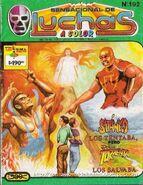 Sensacional de Luchas 192