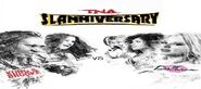 TNA Slammiversary XIII (Kong & Brooke vs Doll House)