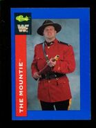 1991 WWF Classic Superstars Cards The Mountie 32