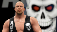 Stone Cold - WWE 2K16