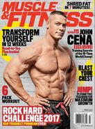 Muscle and Fitness March 2017
