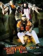 Survivor Series 2013 poster