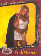 2002 WWE Absolute Divas (Fleer) Trish Stratus 16
