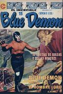El Increìble Blue Demon 15