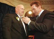 Arnold Schwarzenegger & Jesse Ventura