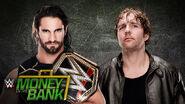 MITB 15 Rollins v Ambrose