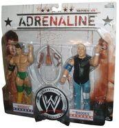 WWE Adrenaline Series 29 Cody Rhodes & Dusty Rhodes