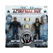 WWE Wrestling Adrenaline Series 32 Miz & John Morrisson