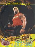 2002 WWE Absolute Divas (Fleer) Hollywood Hulk Hogan 62