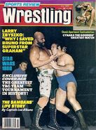 Sports Review Wrestling - July 1980