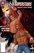 WWE Superstars Comic 2