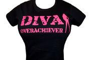 Ladies DIva Overachiever Shirt