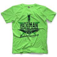 Randy Savage Top Rope Macho Man T-Shirt