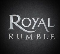 WWE Royal Rumble 2016 Logo