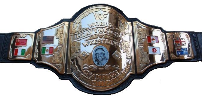 wwe world heavyweight championship pro wrestling wikia
