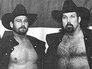 Texas Outlaws 1