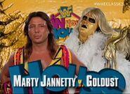 Marty Jannetty vs. Goldust