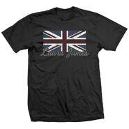Laura James Union Jack Shirt