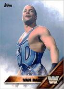 2016 WWE (Topps) Rob Van Dam 87