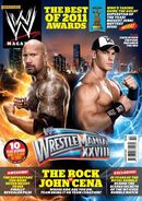 WWE Magazine February 2012