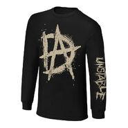 Dean Ambrose Unstable Long Sleeve T-Shirt