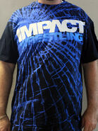 IMPACT WRESTLING Spiderwire Shirt