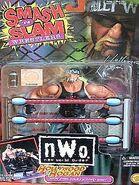 WCW Smash 'N Slam Wrestlers 1 Hulk Hogan (NWO)