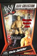 WWE Elite 4 Chris Jericho Purple