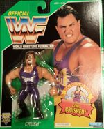 WWF Hasbro 1993 Crush