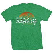 Candice LeRae Ballsplex City Shirt 2
