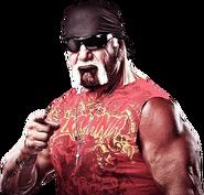 Hulk Hogan7 cutout by Crank