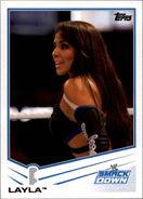 2013 WWE (Topps) Layla 67