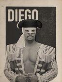 Diego - WWE 2K17