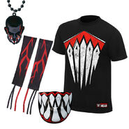 Finn Bálor Demon Arrival Halloween Youth T-Shirt Package