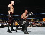 Kane ring with taker