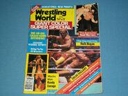 Wrestling World - October 1987