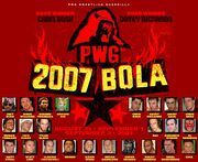 BOLA 2007 Logo