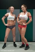 Trina Michaels & Jessie Cox - US