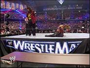 WrestleMania (Legends of Wrestling) 8