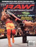 Raw Magazine Aug 2005
