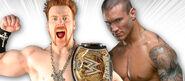 Sheamus vs Randy RR10