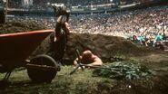 Undertaker vs Stone Cold at Rock Bottom 4