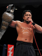 Hirooki Goto IWGP Intercontinental