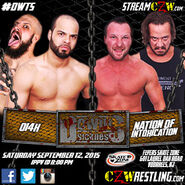 CZW Down With The Sickness 2015 8
