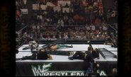 The Triangle Ladder Match 9