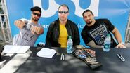 SummerSlam 2013 Axxess day 1.1